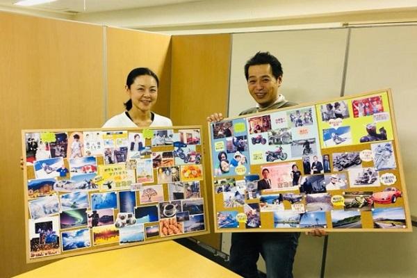 宝地図作成講座の記念写真