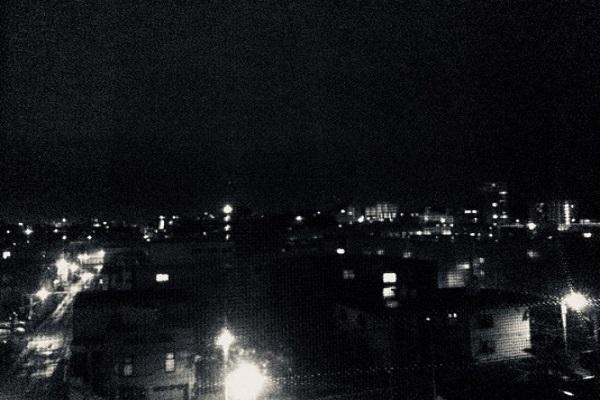 停電時の札幌